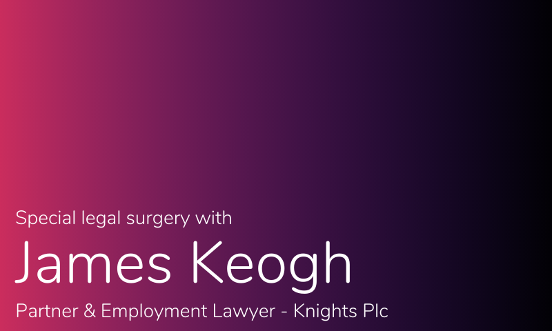 Special – Legal Surgery with James Keogh